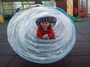Nursery- Outdoor Play
